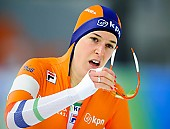 Subject: Ireen Wüst; Tags: Sport, NED, Netherlands, Niederlande, Holland, Dutch, Ireen Wüst, Eisschnelllauf, Speed skating, Schaatsen, Damen, Ladies, Frau, Mesdames, Female, Women, Athlet, Athlete, Sportler, Wettkämpfer, Sportsman; PhotoID: 2017-01-29-0618