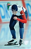 Subject: Gloria Malfatti; Tags: Sport, ITA, Italy, Italien, Gloria Malfatti, Eisschnelllauf, Speed skating, Schaatsen, Damen, Ladies, Frau, Mesdames, Female, Women, Athlet, Athlete, Sportler, Wettkämpfer, Sportsman; PhotoID: 2017-02-11-0200