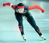 Subject: Huawei Li; Tags: Athlet, Athlete, Sportler, Wettkämpfer, Sportsman, CHN, China, Volksrepublik China, Damen, Ladies, Frau, Mesdames, Female, Women, Eisschnelllauf, Speed skating, Schaatsen, Huawei Li, Sport; PhotoID: 2017-02-12-0046