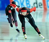 Subject: Huawei Li; Tags: Athlet, Athlete, Sportler, Wettkämpfer, Sportsman, CHN, China, Volksrepublik China, Damen, Ladies, Frau, Mesdames, Female, Women, Eisschnelllauf, Speed skating, Schaatsen, Huawei Li, Sport; PhotoID: 2017-02-12-0050
