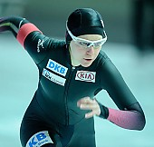 Subject: Michelle Uhrig; Tags: Athlet, Athlete, Sportler, Wettkämpfer, Sportsman, Damen, Ladies, Frau, Mesdames, Female, Women, Eisschnelllauf, Speed skating, Schaatsen, GER, Germany, Deutschland, Michelle Uhrig, Sport; PhotoID: 2017-02-12-0170