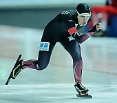 Subject: Michelle Uhrig; Tags: Athlet, Athlete, Sportler, Wettkämpfer, Sportsman, Damen, Ladies, Frau, Mesdames, Female, Women, Eisschnelllauf, Speed skating, Schaatsen, GER, Germany, Deutschland, Michelle Uhrig, Sport; PhotoID: 2017-02-12-0174