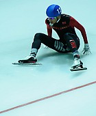 Tags: Sturz, Fall, Hinfallen, Stürzen, Downfall, Sport, Mass Start, Eisschnelllauf, Speed skating, Schaatsen, Detail; PhotoID: 2017-02-12-0705