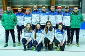 Tags: Sport, Gruppenfoto, Group shot, Gruppe, Gruppenbild, Gruppenaufnahme, Group photo, Eisschnelllauf, Speed skating, Schaatsen, Detail; PhotoID: 2017-02-12-0737