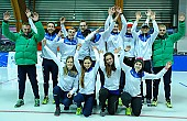 Tags: Sport, Gruppenfoto, Group shot, Gruppe, Gruppenbild, Gruppenaufnahme, Group photo, Eisschnelllauf, Speed skating, Schaatsen, Detail; PhotoID: 2017-02-12-0738