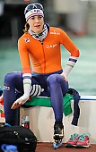 Subject: Marrit Leenstra; Tags: Athlet, Athlete, Sportler, Wettkämpfer, Sportsman, Damen, Ladies, Frau, Mesdames, Female, Women, Eisschnelllauf, Speed skating, Schaatsen, Marrit Leenstra, NED, Netherlands, Niederlande, Holland, Dutch, Sport; PhotoID: 2017-03-11-0013