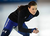 Subject: Heather Bergsma; Tags: Athlet, Athlete, Sportler, Wettkämpfer, Sportsman, Damen, Ladies, Frau, Mesdames, Female, Women, Eisschnelllauf, Speed skating, Schaatsen, Heather Bergsma, Sport, USA, United States, Vereinigte Staaten von Amerika; PhotoID: 2017-03-11-0021