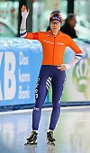 Subject: Floor van den Brandt; Tags: Athlet, Athlete, Sportler, Wettkämpfer, Sportsman, Damen, Ladies, Frau, Mesdames, Female, Women, Eisschnelllauf, Speed skating, Schaatsen, Floor van den Brandt, NED, Netherlands, Niederlande, Holland, Dutch, Sport; PhotoID: 2017-03-11-0072