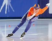 Subject: Floor van den Brandt; Tags: Athlet, Athlete, Sportler, Wettkämpfer, Sportsman, Damen, Ladies, Frau, Mesdames, Female, Women, Eisschnelllauf, Speed skating, Schaatsen, Floor van den Brandt, NED, Netherlands, Niederlande, Holland, Dutch, Sport; PhotoID: 2017-03-11-0078