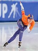 Subject: Floor van den Brandt; Tags: Athlet, Athlete, Sportler, Wettkämpfer, Sportsman, Damen, Ladies, Frau, Mesdames, Female, Women, Eisschnelllauf, Speed skating, Schaatsen, Floor van den Brandt, NED, Netherlands, Niederlande, Holland, Dutch, Sport; PhotoID: 2017-03-11-0080