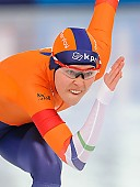 Subject: Floor van den Brandt; Tags: Athlet, Athlete, Sportler, Wettkämpfer, Sportsman, Damen, Ladies, Frau, Mesdames, Female, Women, Eisschnelllauf, Speed skating, Schaatsen, Floor van den Brandt, NED, Netherlands, Niederlande, Holland, Dutch, Sport; PhotoID: 2017-03-11-0081