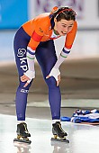 Subject: Floor van den Brandt; Tags: Athlet, Athlete, Sportler, Wettkämpfer, Sportsman, Damen, Ladies, Frau, Mesdames, Female, Women, Eisschnelllauf, Speed skating, Schaatsen, Floor van den Brandt, NED, Netherlands, Niederlande, Holland, Dutch, Sport; PhotoID: 2017-03-11-0082