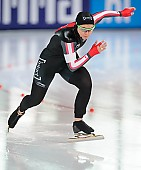 Subject: Marsha Hudey; Tags: Athlet, Athlete, Sportler, Wettkämpfer, Sportsman, CAN, Canada, Kanada, Damen, Ladies, Frau, Mesdames, Female, Women, Eisschnelllauf, Speed skating, Schaatsen, Marsha Hudey, Sport; PhotoID: 2017-03-11-0104
