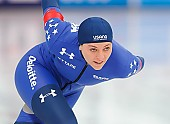 Subject: Heather Bergsma; Tags: Athlet, Athlete, Sportler, Wettkämpfer, Sportsman, Damen, Ladies, Frau, Mesdames, Female, Women, Eisschnelllauf, Speed skating, Schaatsen, Heather Bergsma, Sport, USA, United States, Vereinigte Staaten von Amerika; PhotoID: 2017-03-11-0110
