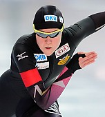 Subject: Gabriele Hirschbichler; Tags: Athlet, Athlete, Sportler, Wettkämpfer, Sportsman, Damen, Ladies, Frau, Mesdames, Female, Women, Eisschnelllauf, Speed skating, Schaatsen, GER, Germany, Deutschland, Gabriele Hirschbichler, Sport; PhotoID: 2017-03-11-0377