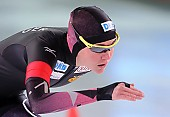 Subject: Gabriele Hirschbichler; Tags: Athlet, Athlete, Sportler, Wettkämpfer, Sportsman, Damen, Ladies, Frau, Mesdames, Female, Women, Eisschnelllauf, Speed skating, Schaatsen, GER, Germany, Deutschland, Gabriele Hirschbichler, Sport; PhotoID: 2017-03-11-0383
