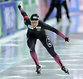 Subject: Gabriele Hirschbichler; Tags: Athlet, Athlete, Sportler, Wettkämpfer, Sportsman, Damen, Ladies, Frau, Mesdames, Female, Women, Eisschnelllauf, Speed skating, Schaatsen, GER, Germany, Deutschland, Gabriele Hirschbichler, Sport; PhotoID: 2017-03-11-0385