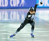Subject: Miho Takagi; Tags: Athlet, Athlete, Sportler, Wettkämpfer, Sportsman, Damen, Ladies, Frau, Mesdames, Female, Women, Eisschnelllauf, Speed skating, Schaatsen, JPN, Japan, Nippon, Miho Takagi, Sport; PhotoID: 2017-03-11-0430