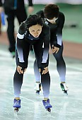Subject: Miho Takagi; Tags: Athlet, Athlete, Sportler, Wettkämpfer, Sportsman, Damen, Ladies, Frau, Mesdames, Female, Women, Eisschnelllauf, Speed skating, Schaatsen, JPN, Japan, Nippon, Miho Takagi, Sport; PhotoID: 2017-03-11-0448