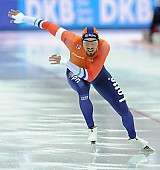 Subject: Kjeld Nuis; Tags: Athlet, Athlete, Sportler, Wettkämpfer, Sportsman, Eisschnelllauf, Speed skating, Schaatsen, Herren, Men, Gentlemen, Mann, Männer, Gents, Sirs, Mister, Kjeld Nuis, NED, Netherlands, Niederlande, Holland, Dutch, Sport; PhotoID: 2017-03-11-0584