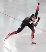 Motiv: Bente Pflug; Tags: Athlet, Athlete, Sportler, Wettkämpfer, Sportsman, Bente Kraus, Damen, Ladies, Frau, Mesdames, Female, Women, Eisschnelllauf, Speed skating, Schaatsen, GER, Germany, Deutschland, Sport; PhotoID: 2017-03-11-0654