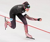 Motiv: Bente Pflug; Tags: Athlet, Athlete, Sportler, Wettkämpfer, Sportsman, Bente Kraus, Damen, Ladies, Frau, Mesdames, Female, Women, Eisschnelllauf, Speed skating, Schaatsen, GER, Germany, Deutschland, Sport; PhotoID: 2017-03-11-0658