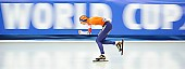 Subject: Melissa Wijfje; Tags: Melissa Wijfje, Feature, Feature, Eisschnelllauf, Speed skating, Schaatsen, Detail, Damen, Ladies, Frau, Mesdames, Female, Women, Athlet, Athlete, Sportler, Wettkämpfer, Sportsman, NED, Netherlands, Niederlande, Holland, Dutch, Sport; PhotoID: 2017-03-11-0675