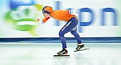 Subject: Antoinette de Jong; Tags: Feature, Feature, Eisschnelllauf, Speed skating, Schaatsen, Detail, Damen, Ladies, Frau, Mesdames, Female, Women, Athlet, Athlete, Sportler, Wettkämpfer, Sportsman, Antoinette de Jong, NED, Netherlands, Niederlande, Holland, Dutch, Sport; PhotoID: 2017-03-11-0710