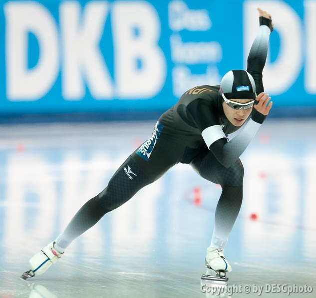 Erina Kamiya; Tags: Athlet, Athlete, Sportler, Wettkämpfer, Sportsman, Damen, Ladies, Frau, Mesdames, Female, Women, Eisschnelllauf, Speed skating, Schaatsen, Erina Kamiya, JPN, Japan, Nippon, Sport; PhotoID: 2017-03-12-0032