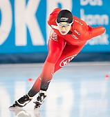 Subject: Ida Njåtun; Tags: Athlet, Athlete, Sportler, Wettkämpfer, Sportsman, Damen, Ladies, Frau, Mesdames, Female, Women, Eisschnelllauf, Speed skating, Schaatsen, Ida Njåtun, NOR, Norway, Norwegen, Sport; PhotoID: 2017-03-12-0111