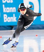 Subject: Miho Takagi; Tags: Athlet, Athlete, Sportler, Wettkämpfer, Sportsman, Damen, Ladies, Frau, Mesdames, Female, Women, Eisschnelllauf, Speed skating, Schaatsen, JPN, Japan, Nippon, Miho Takagi, Sport; PhotoID: 2017-03-12-0158