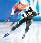 Subject: Miho Takagi; Tags: Athlet, Athlete, Sportler, Wettkämpfer, Sportsman, Damen, Ladies, Frau, Mesdames, Female, Women, Eisschnelllauf, Speed skating, Schaatsen, JPN, Japan, Nippon, Miho Takagi, Sport; PhotoID: 2017-03-12-0159