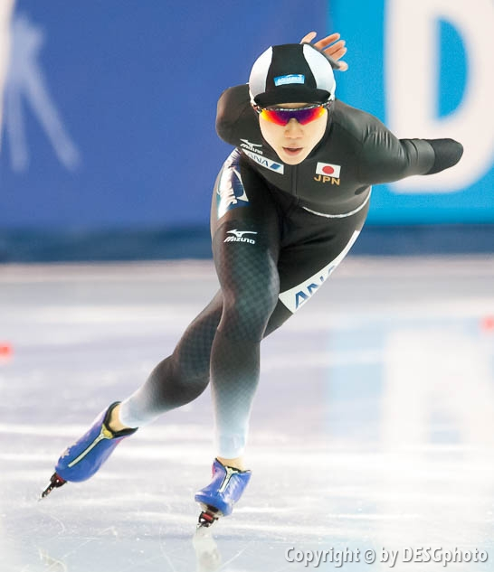 Miho Takagi; Tags: Athlet, Athlete, Sportler, Wettkämpfer, Sportsman, Damen, Ladies, Frau, Mesdames, Female, Women, Eisschnelllauf, Speed skating, Schaatsen, JPN, Japan, Nippon, Miho Takagi, Sport; PhotoID: 2017-03-12-0163