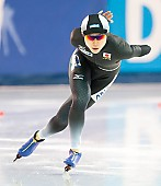 Subject: Miho Takagi; Tags: Athlet, Athlete, Sportler, Wettkämpfer, Sportsman, Damen, Ladies, Frau, Mesdames, Female, Women, Eisschnelllauf, Speed skating, Schaatsen, JPN, Japan, Nippon, Miho Takagi, Sport; PhotoID: 2017-03-12-0163