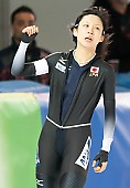 Subject: Miho Takagi; Tags: Athlet, Athlete, Sportler, Wettkämpfer, Sportsman, Damen, Ladies, Frau, Mesdames, Female, Women, Eisschnelllauf, Speed skating, Schaatsen, JPN, Japan, Nippon, Miho Takagi, Sport; PhotoID: 2017-03-12-0167