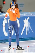 Subject: Marrit Leenstra; Tags: Athlet, Athlete, Sportler, Wettkämpfer, Sportsman, Damen, Ladies, Frau, Mesdames, Female, Women, Eisschnelllauf, Speed skating, Schaatsen, Marrit Leenstra, NED, Netherlands, Niederlande, Holland, Dutch, Sport; PhotoID: 2017-03-12-0169