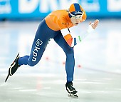 Subject: Marrit Leenstra; Tags: Athlet, Athlete, Sportler, Wettkämpfer, Sportsman, Damen, Ladies, Frau, Mesdames, Female, Women, Eisschnelllauf, Speed skating, Schaatsen, Marrit Leenstra, NED, Netherlands, Niederlande, Holland, Dutch, Sport; PhotoID: 2017-03-12-0176