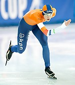 Subject: Marrit Leenstra; Tags: Athlet, Athlete, Sportler, Wettkämpfer, Sportsman, Damen, Ladies, Frau, Mesdames, Female, Women, Eisschnelllauf, Speed skating, Schaatsen, Marrit Leenstra, NED, Netherlands, Niederlande, Holland, Dutch, Sport; PhotoID: 2017-03-12-0179