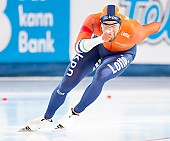 Subject: Kjeld Nuis; Tags: Athlet, Athlete, Sportler, Wettkämpfer, Sportsman, Eisschnelllauf, Speed skating, Schaatsen, Herren, Men, Gentlemen, Mann, Männer, Gents, Sirs, Mister, Kjeld Nuis, NED, Netherlands, Niederlande, Holland, Dutch, Sport; PhotoID: 2017-03-12-0281