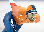 Subject: Kjeld Nuis; Tags: Athlet, Athlete, Sportler, Wettkämpfer, Sportsman, Eisschnelllauf, Speed skating, Schaatsen, Herren, Men, Gentlemen, Mann, Männer, Gents, Sirs, Mister, Kjeld Nuis, NED, Netherlands, Niederlande, Holland, Dutch, Sport; PhotoID: 2017-03-12-0283