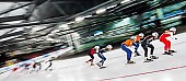 Tags: Mass Start, Feature, Feature, Eisschnelllauf, Speed skating, Schaatsen, Detail, Sport; PhotoID: 2017-03-12-0371