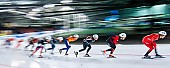 Tags: Mass Start, Feature, Feature, Eisschnelllauf, Speed skating, Schaatsen, Detail, Sport; PhotoID: 2017-03-12-0374