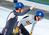 Subject: Seung-Hoon.88 Lee; Tags: Athlet, Athlete, Sportler, Wettkämpfer, Sportsman, Detail, Eisschnelllauf, Speed skating, Schaatsen, Herren, Men, Gentlemen, Mann, Männer, Gents, Sirs, Mister, KOR, South Korea, Südkorea, Mass Start, Seung-Hoon Lee, Sport; PhotoID: 2017-03-12-0426