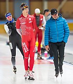 Subject: Claudia Pechstein; Tags: Athlet, Athlete, Sportler, Wettkämpfer, Sportsman, Claudia Pechstein, Damen, Ladies, Frau, Mesdames, Female, Women, Eisschnelllauf, Speed skating, Schaatsen, GER, Germany, Deutschland, Sport; PhotoID: 2017-07-19-0008