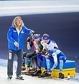 Subject: Peter Mueller; Tags: Eisschnelllauf, Speed skating, Schaatsen, GER, Germany, Deutschland, Peter Mueller, Sport, Trainer, Coach, Betreuer; PhotoID: 2017-07-19-0092