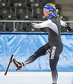 Subject: Claudia Pechstein; Tags: Athlet, Athlete, Sportler, Wettkämpfer, Sportsman, Claudia Pechstein, Damen, Ladies, Frau, Mesdames, Female, Women, Eisschnelllauf, Speed skating, Schaatsen, GER, Germany, Deutschland, Sport; PhotoID: 2017-07-19-0192