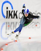 Subject: Judith Dannhauer; Tags: Sport, Judith Dannhauer, GER, Germany, Deutschland, Eisschnelllauf, Speed skating, Schaatsen, Damen, Ladies, Frau, Mesdames, Female, Women, Athlet, Athlete, Sportler, Wettkämpfer, Sportsman; PhotoID: 2017-10-29-1472