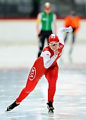 Subject: Kaja Gajewska; Tags: Athlet, Athlete, Sportler, Wettkämpfer, Sportsman, Damen, Ladies, Frau, Mesdames, Female, Women, Eisschnelllauf, Speed skating, Schaatsen, Kaja Gajewska, POL, Poland, Polen, Sport; PhotoID: 2017-11-25-0091