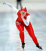 Subject: Kaja Gajewska; Tags: Athlet, Athlete, Sportler, Wettkämpfer, Sportsman, Damen, Ladies, Frau, Mesdames, Female, Women, Eisschnelllauf, Speed skating, Schaatsen, Kaja Gajewska, POL, Poland, Polen, Sport; PhotoID: 2017-11-25-0094