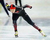 Subject: Huawei Li; Tags: Athlet, Athlete, Sportler, Wettkämpfer, Sportsman, CHN, China, Volksrepublik China, Damen, Ladies, Frau, Mesdames, Female, Women, Eisschnelllauf, Speed skating, Schaatsen, Huawei Li, Sport; PhotoID: 2017-11-25-0163